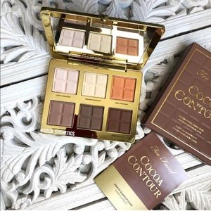 🌸BOGO🌸 🆕🍫COCOA CONTOUR & HIGHLIGHTING KIT